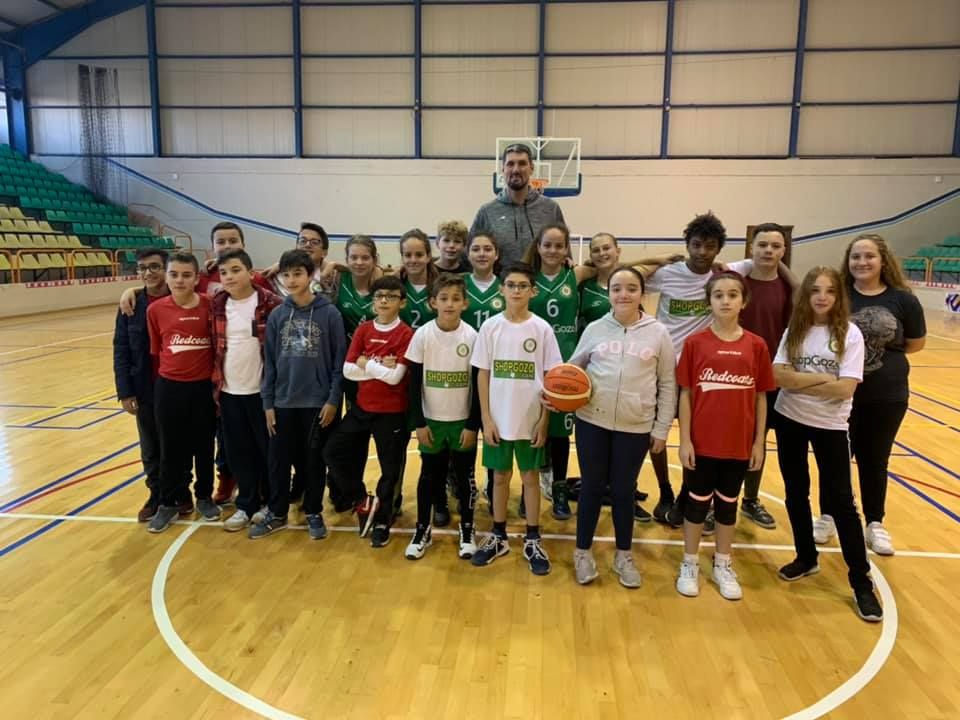 Basketball Clinic Gozo 3-5th January 2020