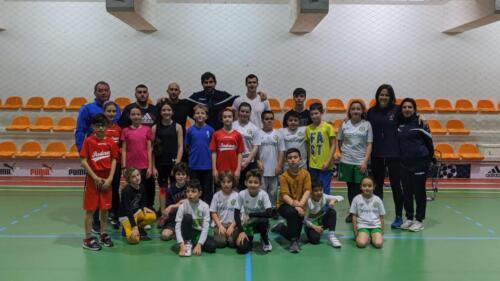 Basketball Master Class 25.01.2020