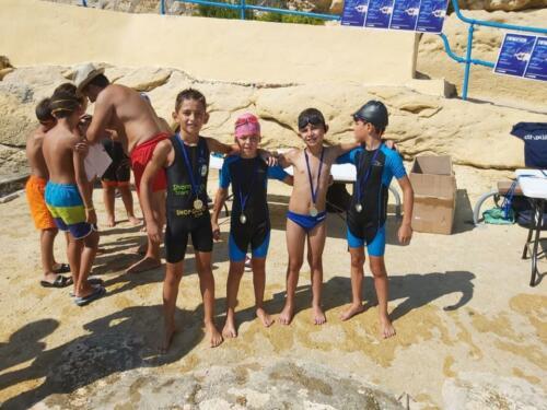 Swimathon Marsalforn Gozo 2019