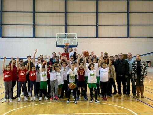 Basketball Clinic Gozo 3-5th January 2020